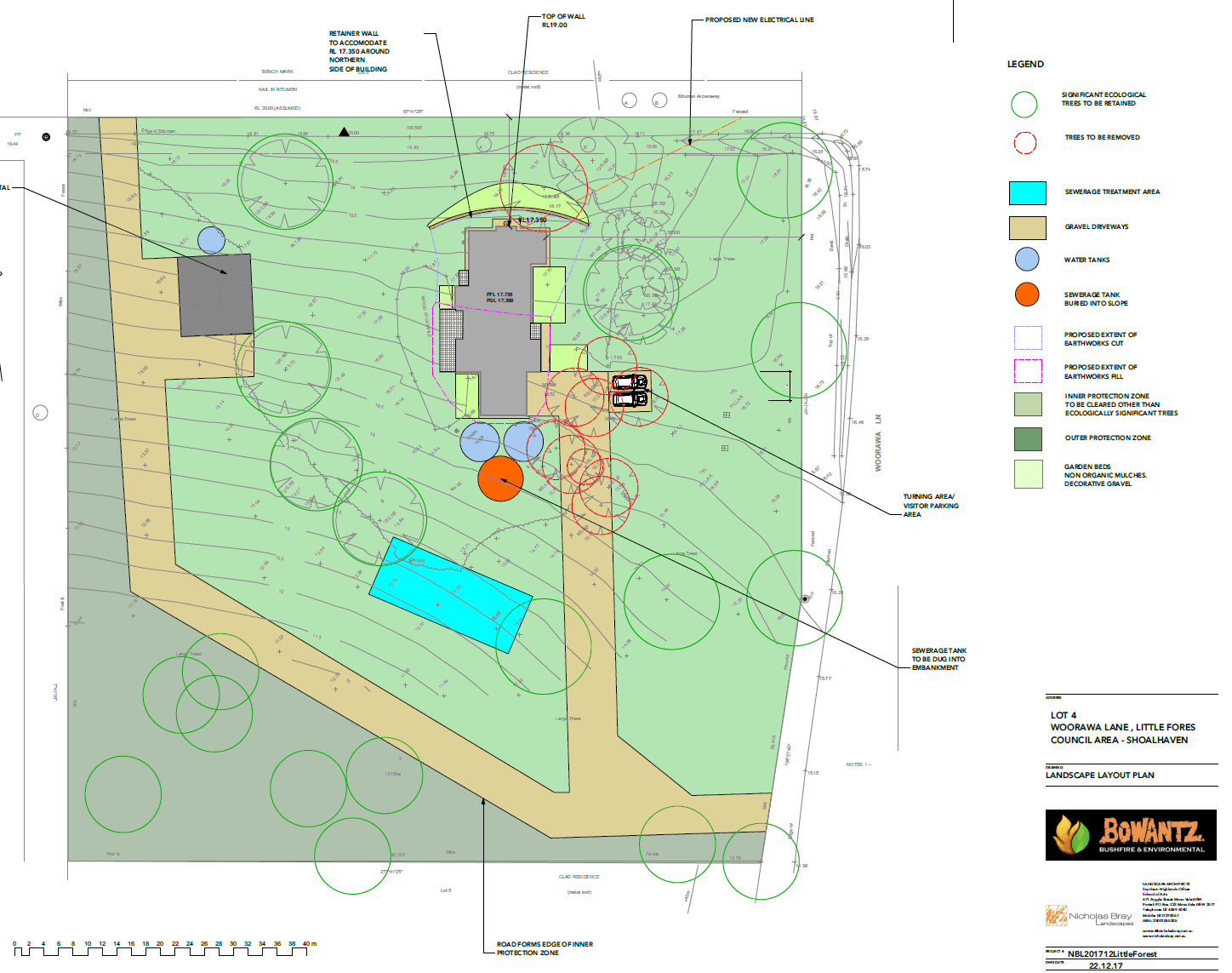 Full Development Application for Little Forest, Milton NSW